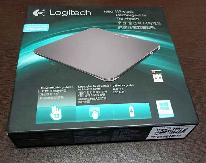 Logitech G710+、T650:機械式鍵盤加上無線觸控板,輸入也要很潮!