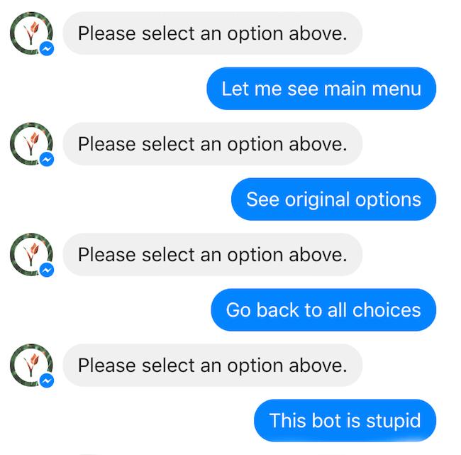 聊天機器人(Chatbot)失敗了,七點告訴你為什麼