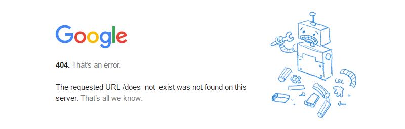 常見與不常見的 HTTP Status Code