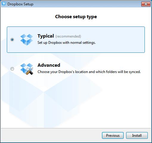 Dropbox Installer