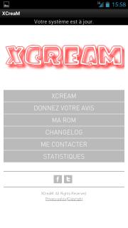 XcreaM Updater