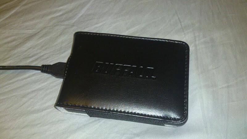 Buffalo HD-PNTU3 皮套