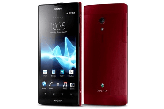 Xperia ion Deodex