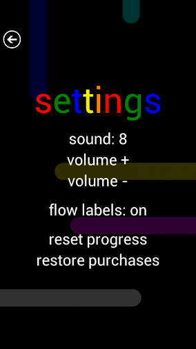 Flow Free Flow Labels