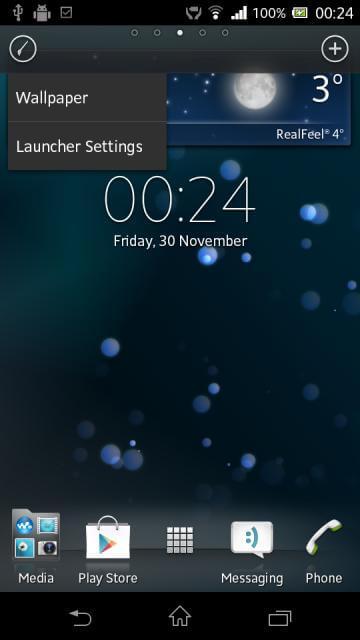 Xperia Launcher