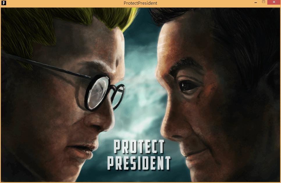 [遊戲] Protect President:原來要守護總統府也不是那麼簡單的事