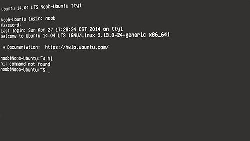 讓 Linux tty 預設使用英文,避免產生亂碼!