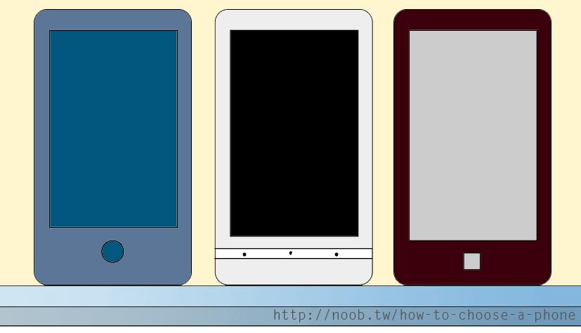 挑選智慧型手機之前?附上手機名詞基本解釋及常見迷思