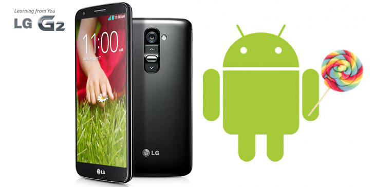 LG G2 升級 Android 5.0 + Root 教學
