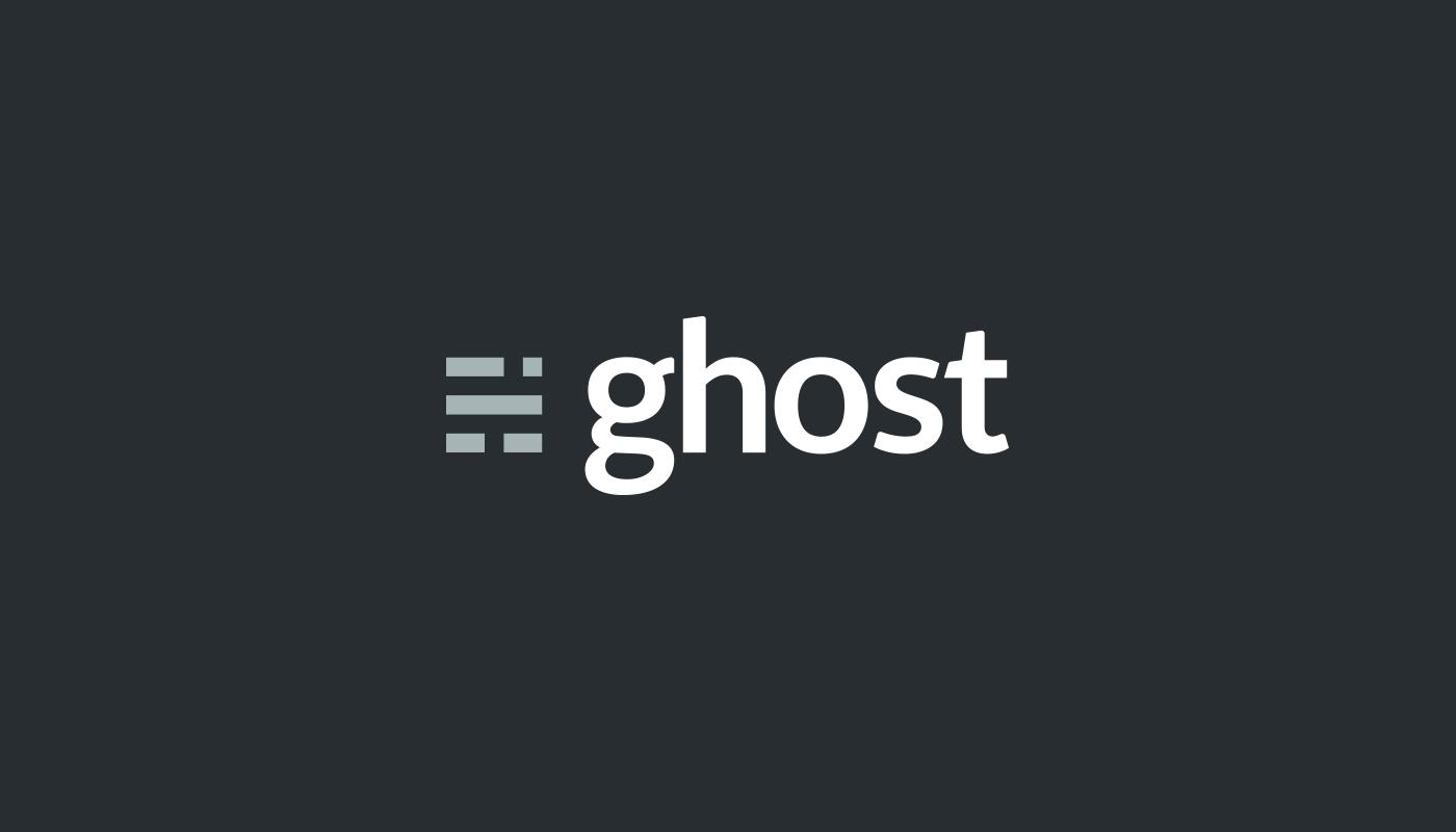架設 Ghost:使用 Markdown 的部落格平臺