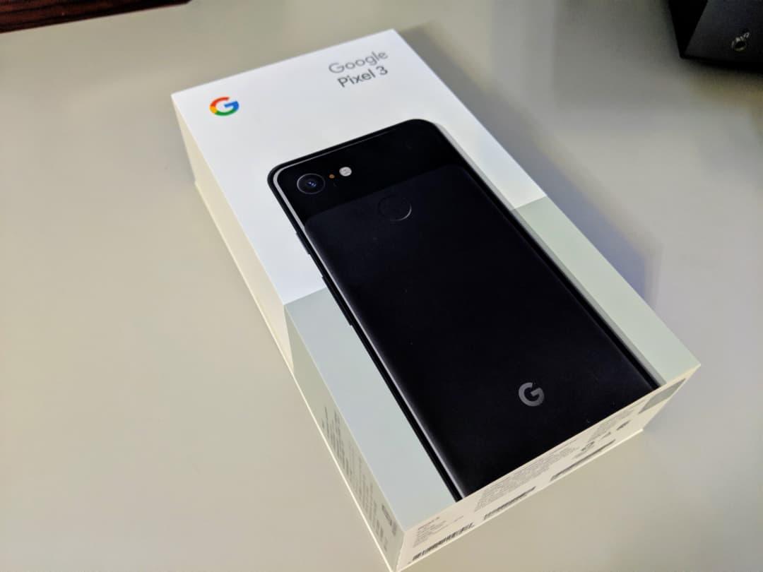 Pixel 3:第一支在臺灣上市的 Google 手機