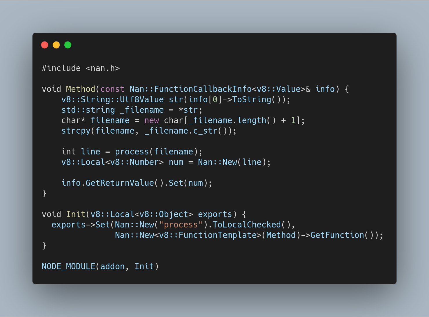 Node.js 遇到效能瓶頸?試試 C++ Addons